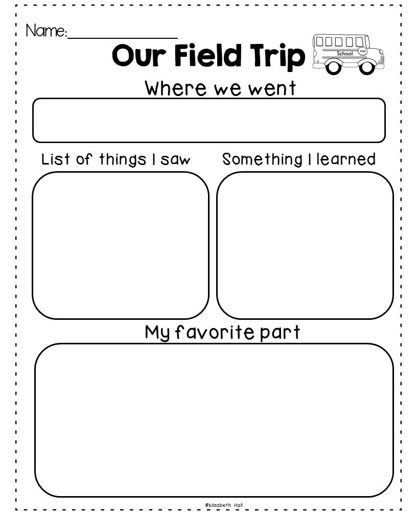 our field trip essay Field trip term papers, essays and research papers available.