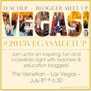 Get Ready for the 2015 Vegas Meet Up!