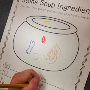 Peek at My Week…Stone Soup