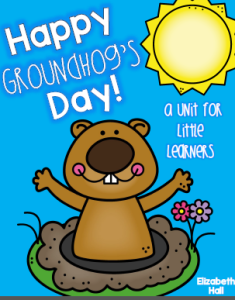 Groundhog Goods {Freebie Included}