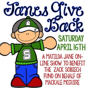 Janes Give Back for MacKale