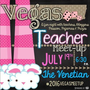 Vegas Teacher Meet-Up 2016!