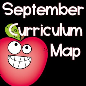 September Curriculum Map