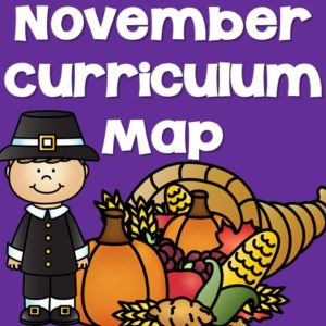 November Curriculum Map