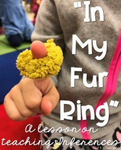 Inference Lesson *In My Fur Ring""