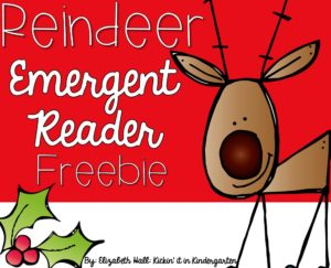 Reindeer Fact Freebie