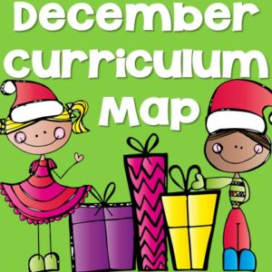 December Curriculum Map
