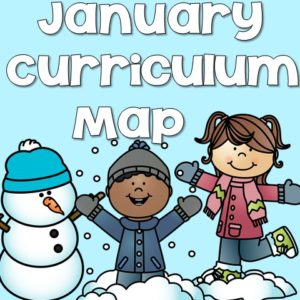 January Curriculum Map