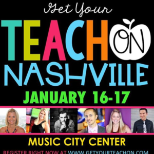 Get Your Teach On!