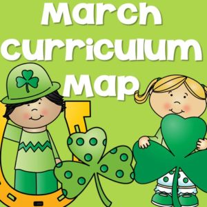 March Curriculum Map