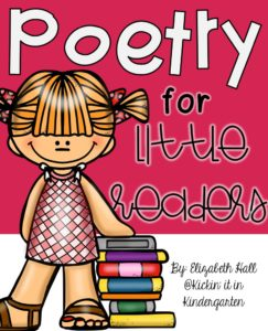 Poetry for Little Readers