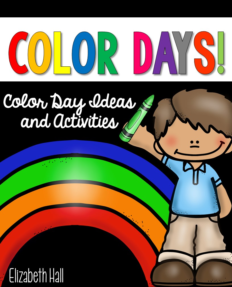 Color Day Activities {Pin it to Win It}