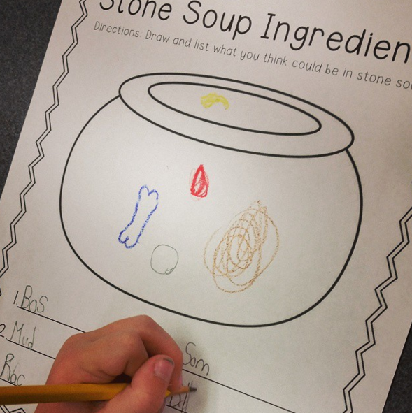 Stone Soup Craft Ideas